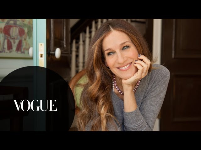 73 Questions with Sarah Jessica Parker (Vogue)