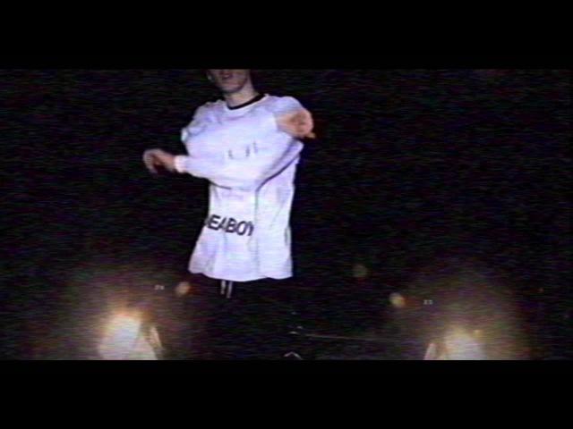 Bones Chris Travis - FallenLeaves vhs style