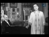 Galina Vishnevskaya sings Chaikovsky -