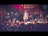 Electric Six - Danger!Danger!High Voltage! (Live in Moscow @Milk 2012)