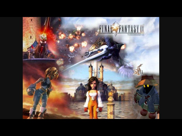 Final Fantasy 9 Piano Collections Full Album