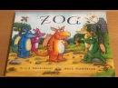 Kids' English Zog By Julia Donaldson Children's Bedtime Stories