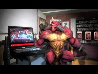 Новый ноутбук Диабло - Обзор MSI GE62 Heroes edition