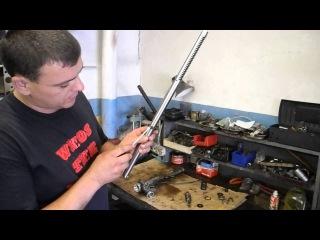 Ремонт рулевой рейки с ГУР Geely CK 2010 год от интернет-магазина geelyparts.com.ua.