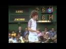 One of the greatest Borg v McEnroe Wimbledon Final 1980