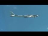 Боевые пуски крылатых ракет по объектам террористов в Сирии стратегическими ракетоносцами Ту-95