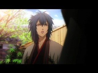 Hakuoki Reimei-roku / Сказание о демонах сакуры - 3 сезон 1 серия