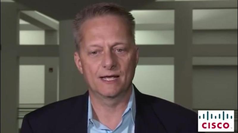Cisco s Джон Чепмен Говорит с BTR в Кабельном детективе SCTE Экспо 2014 на DOCSIS 3.1