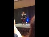 Joseph Morgan on EyeCon 2015
