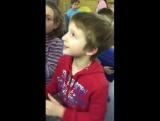 Periscope Гоар Аветисян. Гоар в детском доме в Коломне. Мальчик Саша хочет стать парикмахером. Часть 3. 28.11.2015