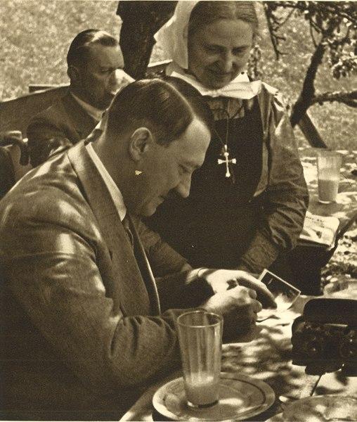 Третий рейх против христианства