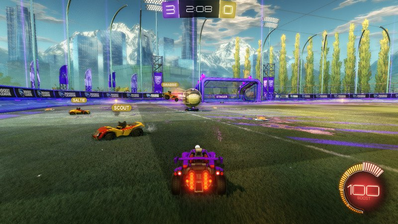 Rocket League [v 1.07 + 3 DLC] (2015) RePack �� R.G. �������� ������� �������