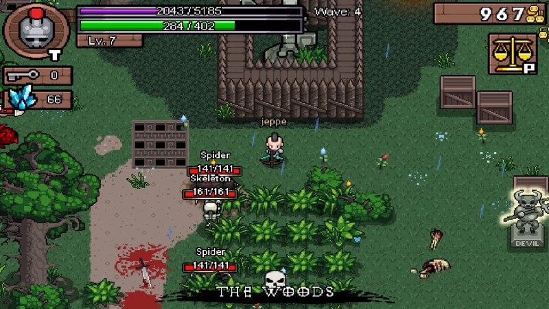 Hero Siege [Steam-Rip] (2014) (1.4.2.1 + 3 DLC) скачать торрент