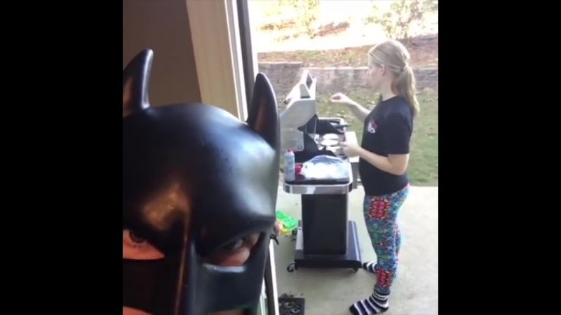 Batdad - A day in the life of Jen.