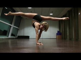Haley viloria contortion technical