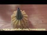 Новогодние поделки #3- Елка из макарон своими руками - How to make Pasta fir-tree