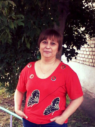 Аида Галиахметова (Степановна)
