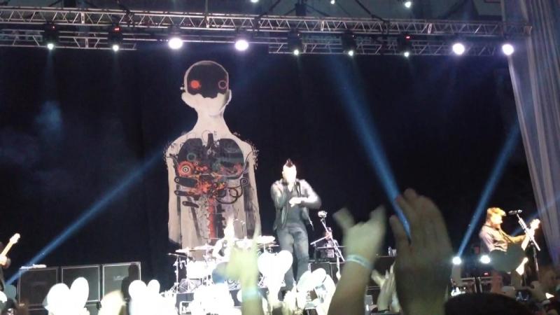 Рок концерт в Перми🤘🏻Three Dase Greace🎼