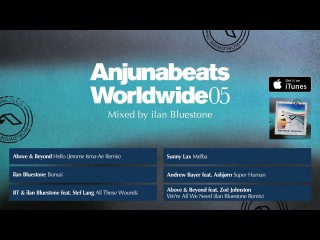 Anjunabeats Worldwide05 Mixed by ilan Bluestone (Out Now)