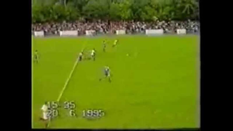 Заря (Ленинск-Кузнецкий) 2-0 Зенит / 20.06.1995 / Первая Лига