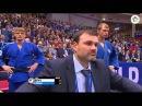 Mondiali Judo 2014 - Finale Squadre M - Kamal Khan Magomedov RUS vs Masashi Ebinuma JPN
