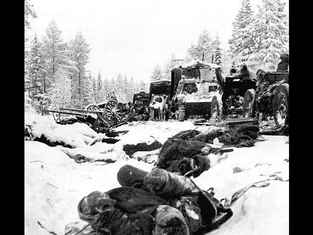 Финская война Тайны советской окупации Finnish War Secrets of the Soviet occupation