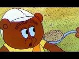 Как Кормили Медвежонка (1976) - советские мультфильмы для детей