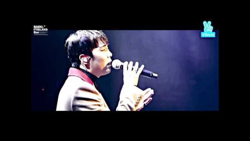【大吧中字】151123 [Vehind] 李洪基 Lee Hong Gi Solo Debut SHOWCASE