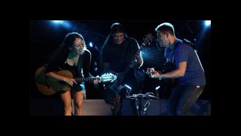 Rodrigo y Gabriela w/Robert Trujillo - 8.17.14 - Red Rocks Amphitheatre - Metallica Medley