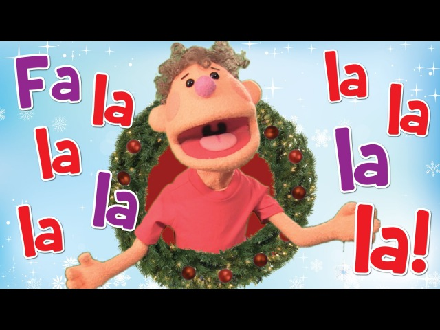 Decorate The Christmas Tree (to the tune of Deck The Halls) | Super Simple Songs