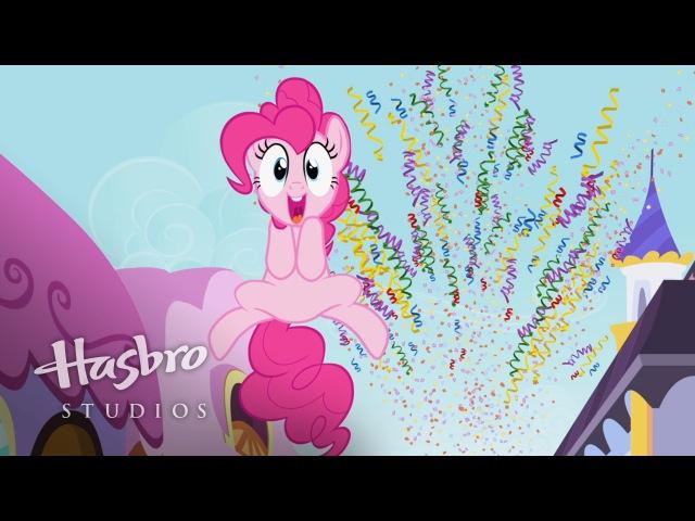 My Little Pony: Vänskap är magisk - Möt Pinkie Pie