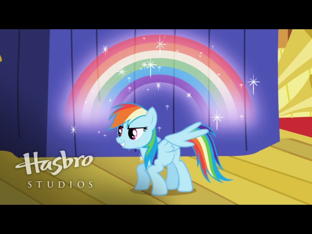 My Little Pony: Vänskap är magisk - Möt Rainbow Dash