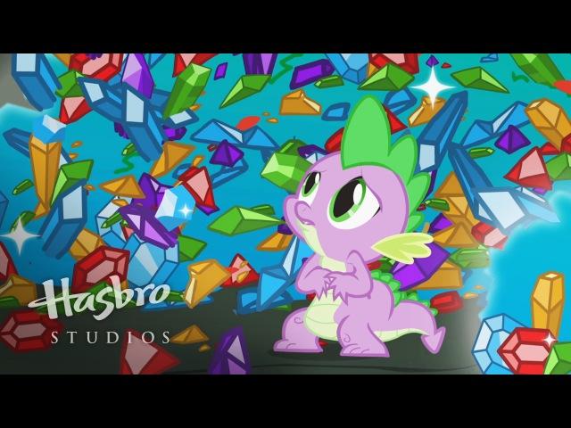 My Little Pony: Vänskap är magisk - Möt Spike