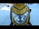 Обзор снегохода Irbis dingo t125