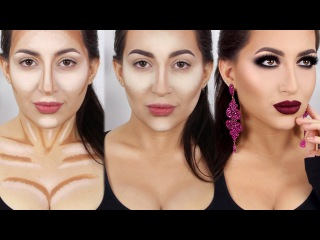 Contour | Highlight | Lift your Boobs | Baking! Make Up TUTORIAL | Melissa Samways