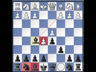 Шахматы Каро - Канн для 2 - 3 разряда