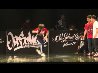 MORTAL COMBAT vs 九州男児CREW_OLD SCHOOL NIGHT VOL.17_BREAKING CREW BEST8
