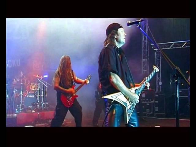 Kreyson Live in Třinec 2007 - Čarovná noc Top HQ