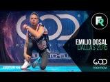 Emilio Dosal | FRONTROW | World of Dance Dallas 2015 #WODDALLAS2015