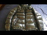 Genuine Moncler MAYA Jacket Review Black Plus HOW to Spot Fakes
