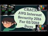 CRACK-AVG Internet Security 2016 For 02/2018 Days Using keys (2016)-Cracker Plus Hacker