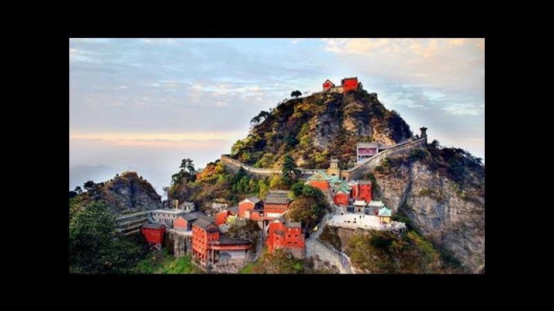Тайцзи в горах Уданшань Серия 2: Великая гармония Поднебесной