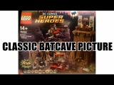 First Picture of LEGO Classic Batcave from Batman TV Series!!