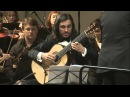 Artyom Dervoed 'Albeniz' concerto by Stephen Goss