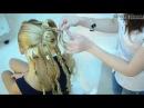 Вечерние прически с накладными волосами - 145