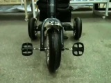 Велосипед- коляска с ручкой Jetem Lexus Trike