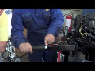 Обзор, первый пуск лодочного мотора Parsun F15 BMS