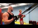 Программа тренировок для начинающих Петли TRX Комплекс упражнений для роста мышц