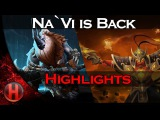 Na`Vi is back! vs. OG Dota 2