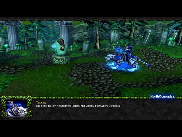 Warcraft 3 Reign of Chaos (RUS) HD История